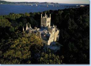 Lyndhurst Castle - Ceremony Sites, Reception Sites, Attractions/Entertainment, Ceremony & Reception - 635 S Broadway, Tarrytown, NY, 10591