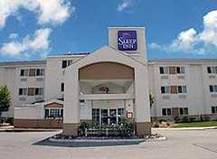 Sleep Inn  - Hotel - 72 Perkins Rd, Londonderry, NH, 03053