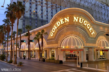 Golden Nugget - Hotels/Accommodations, Attractions/Entertainment, Reception Sites - 129 Fremont St, Las Vegas, NV, United States
