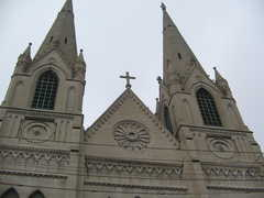 Most Holy Trinity Catholic Church - Ceremony - 3519 N 14th St, MO, 63107
