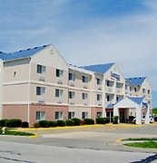 Fairfield Inn Kansas City Lee's Summit - Hotel - 1301 Northeast Windsor Drive, Lees Summit, MO, United States