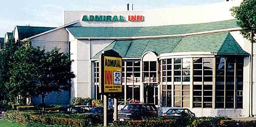 Admiral Inn - Hotels/Accommodations - 149 Dundurn Street North, Hamilton, ON, Canada