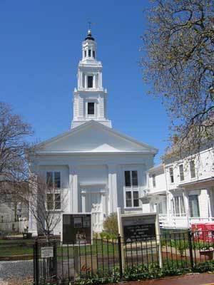 The Unitarian Universalist Meeting House - Ceremony Sites - 236 Commercial St, Provincetown, MA, 02657