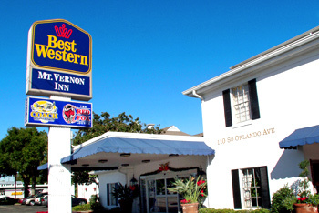 Best Western Mt. Vernon - Hotels/Accommodations - 110 S Orlando Ave, Winter Park, FL, 32789, US