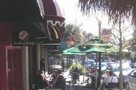 Winter Park's Park Avenue - Attractions/Entertainment - Park Ave, Winter Park, FL, 32789