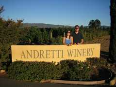 Andretti Winery - Reception - 4162 Big Ranch Road, Napa, CA, United States