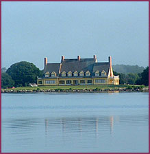 Whalehead Club - Attractions/Entertainment, Reception Sites, Ceremony Sites - 1112 Village Lane, Corolla, NC, United States