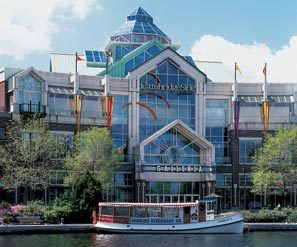 Cambridgeside Galleria - Shopping, Attractions/Entertainment - 100 Cambridgeside Place, Cambridge, MA, United States