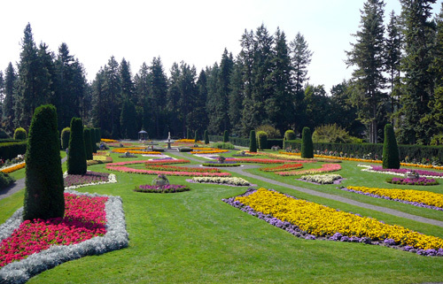 Manito Park - Ceremony Sites, Attractions/Entertainment, Parks/Recreation, Rehearsal Lunch/Dinner - 1702 S Grand Blvd, Spokane, WA, United States