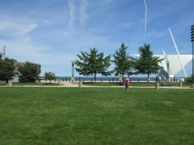 Odonnell Park - Ceremony Sites, Reception Sites, Restaurants - 910 E Michigan St, Milwaukee, WI
