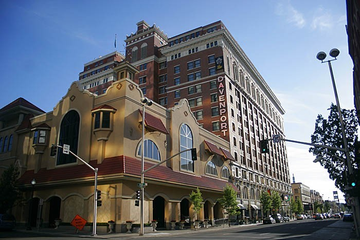The Davenport Hotel - Hotels/Accommodations, Reception Sites, Ceremony & Reception, Ceremony Sites - 10 S Post St, Spokane, WA, 99201, US