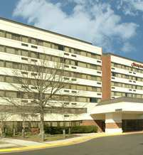 Hampton Inn Springfield - Hotels/Accommodations - 6550 Loisdale Ct, Springfield, VA, 22150, US