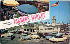 Farmer's Market & The Grove - Attraction - 6301 W 3rd St, Los Angeles, CA, United States