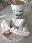 Cafe Du Monde - French Quarter - 1039 Decatur St, New Orleans, L.A., United States