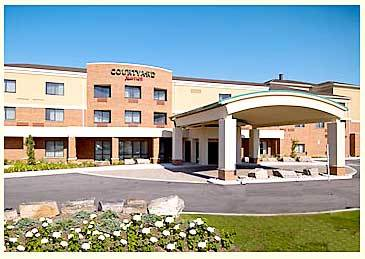 Courtyard Hamilton - Hotels/Accommodations - 1224 Upper James St, Hamilton, ON, L9C, CA