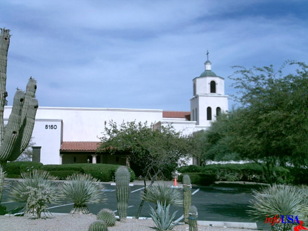 Saint Thomas The Apostle Catholic Church - Ceremony Sites - 5150 N Valley View Rd, Tucson, AZ, 85718, US