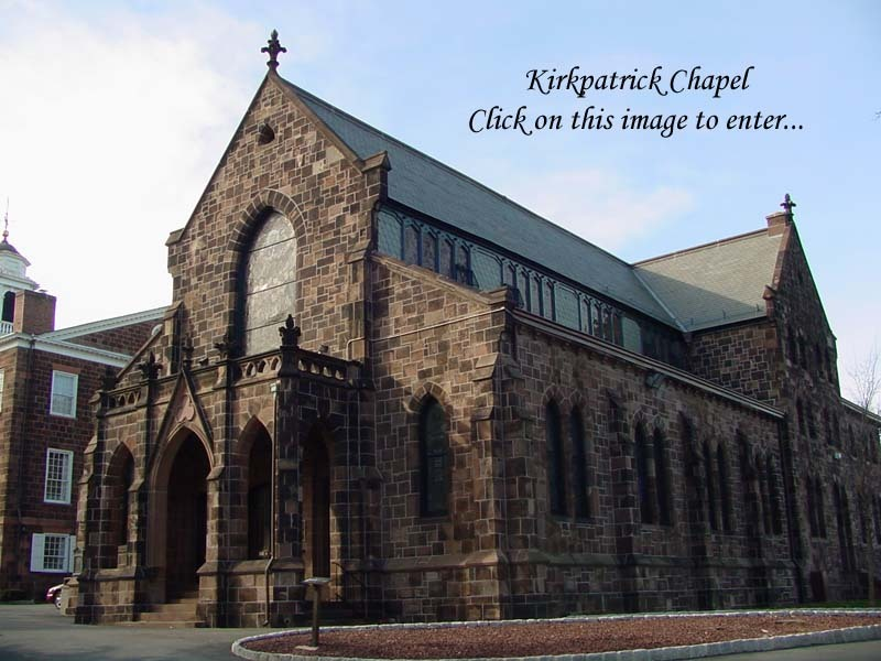 Kirkpatrick Chapel - Ceremony Sites - 85 Somerset St, New Brunswick, NJ, 08901