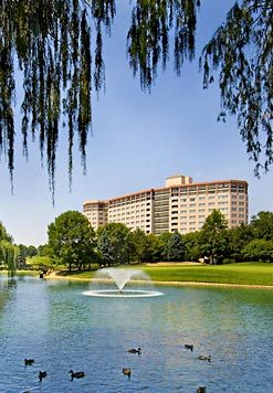 Oak Brook Hills Marriott Resort - Reception Sites, Hotels/Accommodations - 3500 Midwest Rd, Oak Brook, IL, 60523, US