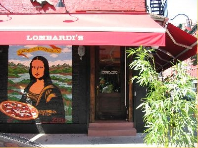 Lombardi's - Restaurants - 32 Spring St, New York, NY, 10012