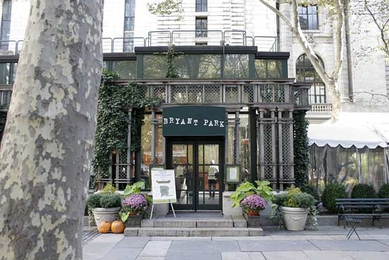 Bryant Park Grill - Reception Sites, Ceremony & Reception, Restaurants, Bars/Nightife - 25 W 40th Street, New York, NY, 10018