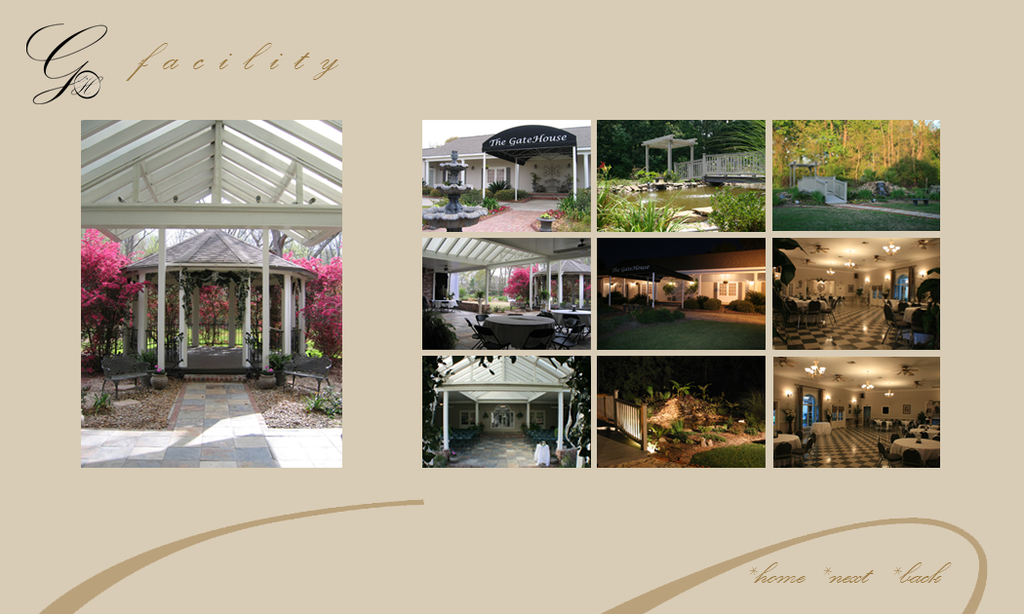 The Gatehouse - Ceremony Sites, Reception Sites - 13469 S Harrells Ferry Rd , Baton Rouge, LA, 70816