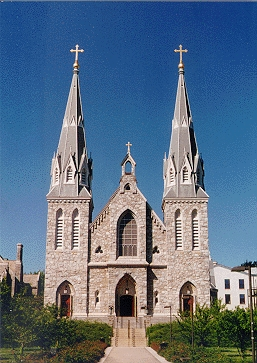 St Thomas Of Villanova - Ceremony Sites - 800 Lancaster Ave, Radnor Township, PA, 19085, US