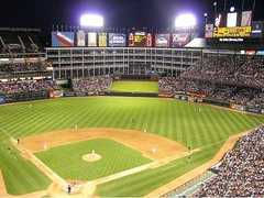 Texas Rangers Baseball - Entertainment - 1000 Ballpark Way, Arlington, TX, United States