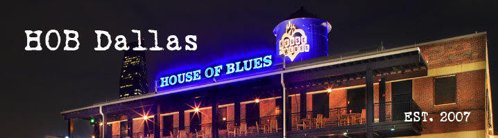 House Of Blues - Attractions/Entertainment, Restaurants, Rehearsal Lunch/Dinner - 2200 N Lamar St, Dallas, TX, 75202, US