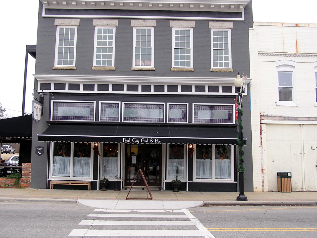 Peak City Grill - Reception Sites, Restaurants - 126 North Salem Street, Apex, NC, United States