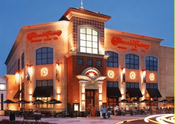 Cheesecake Factory - Restaurants - 2715 Southdale Ctr, Edina, MN, United States