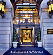 Courtyard By Marriott - Hotels/Accommodations, Ceremony Sites - 21 N Juniper St, Philadelphia, PA, 19107, US