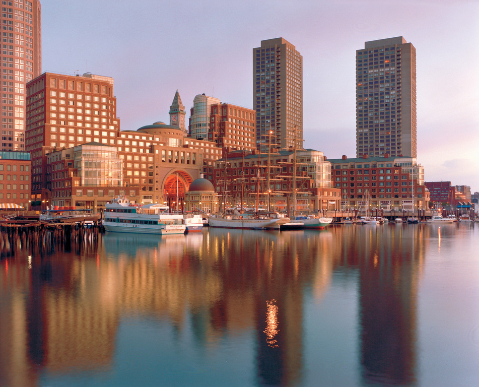 Boston Harbor Hotel - Reception Sites, Ceremony Sites - 70 Rowes Wharf, Boston, MA, 02110, US