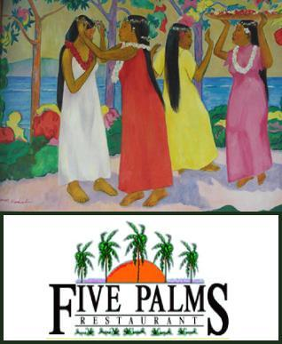 Five Palms - Brunch/Lunch, Ceremony Sites, Restaurants - 2960 S Kihei Rd, Kihei, HI, 96753, US