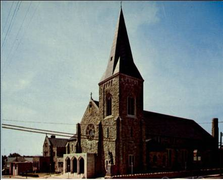 St. Joseph's Catholic Church - Ceremony Sites - 604 N Laurel St, Hazleton, PA, 18201, US