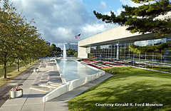 Gerald Ford Museum - Attraction - 303 Pearl Street Northwest, Grand Rapids, MI, United States
