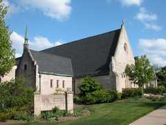 St. Mark's Episcopal Church - Ceremony - 393 N Main St, Glen Ellyn, IL, 60137