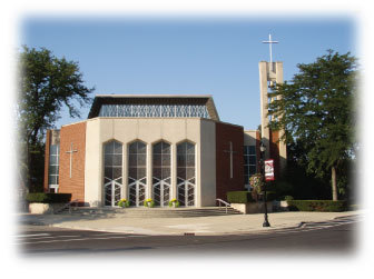 St Norbert Church - Ceremony Sites - 1809 Walters Ave, Northbrook, IL, 60062