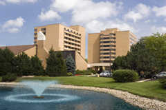 Hilton Chicago/Northbrook - Reception - 2855 N Milwaukee Ave, Northbrook, IL, 60062, US