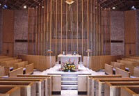 Firestone Baars Chapel - Ceremony Sites - 1306 E Walnut St, Columbia, MO, 65201