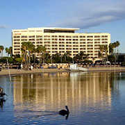 Marina Del Rey Marriott - Hotel - 4100 Admiralty Way, Marina del Rey, CA, 90292, US