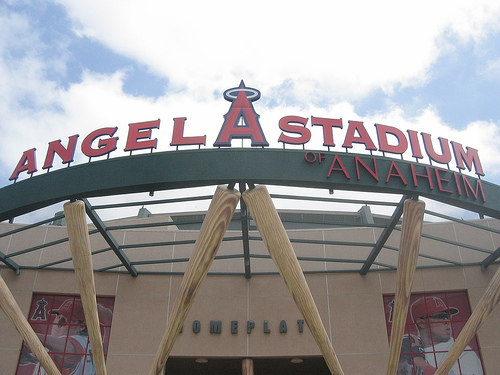 Los Angeles Angels Of Anaheim - Attractions/Entertainment, Parks/Recreation - 2000 E Gene Autry Way, Anaheim, CA, United States