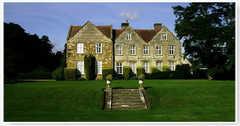 Talton Lodge Wedding In August