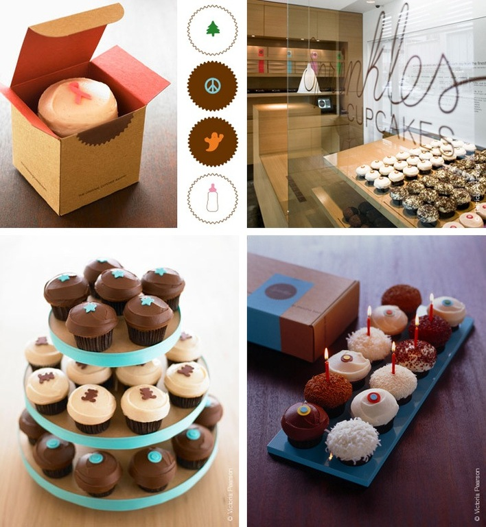 Sprinkles Cupcakes - Restaurants, Coffee/Quick Bites - 9635 South Santa Monica Blvd, Beverly Hills, CA, United States