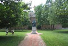 Wren Chapel - Ceremony - Williamsburg, VA, United States