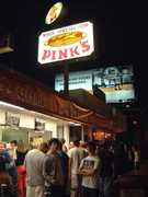 Pinks Hot Dogs - Restaurant - 709 N La Brea Ave, Los Angeles, CA, United States