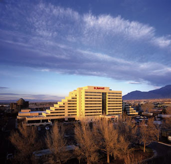 Marriott Pyramid - Hotels/Accommodations, Reception Sites, Ceremony Sites - 5151 San Francisco Road NE, Albuquerque, NM, United States