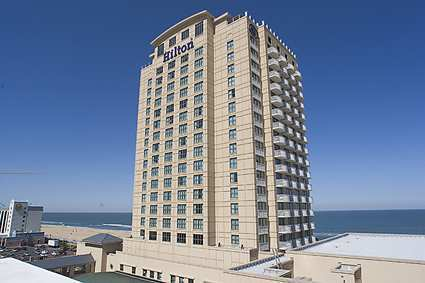 Hilton Virginia Beach Oceanfront - Hotels/Accommodations, Restaurants, Bars/Nightife, Rehearsal Lunch/Dinner - 3001 Atlantic Avenue, Virginia Beach, VA, USA