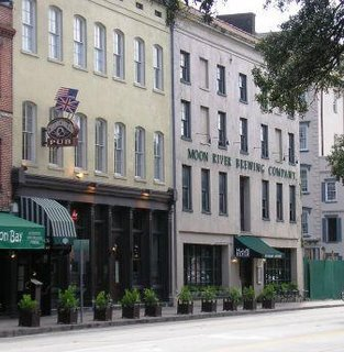 Moon River Brewing Co - Restaurants, Bars/Nightife, Attractions/Entertainment, Rehearsal Lunch/Dinner - 21 West Bay Street, Savannah, GA, United States