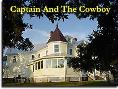 The Captain and the Cowboy - Restaurant - 604 E Main St, Apopka, FL, 32703, US