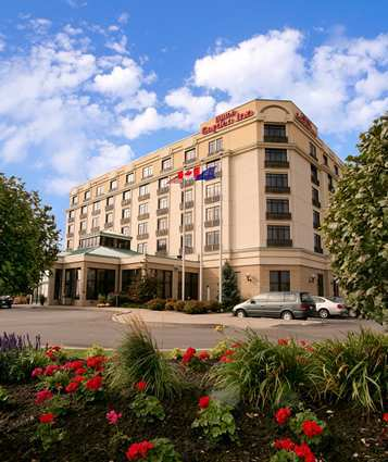 Garden Inn By Hilton - Hotels/Accommodations - 300 Commerce Valley Dr E, Markham, ON, L3T, CA